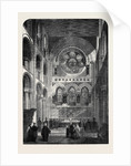 The Abbey Church of Waltham Holy Cross: The New East End by Anonymous