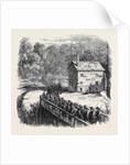 The Civil War in America: Franklin's Brigade Passing Arlington Mill on Its Way to Occupy Munson's Hill October 26 1861 by Anonymous