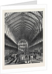 Progress of the International Exhibition Building: Portion of the Nave by Anonymous