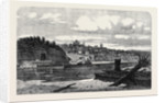 View of St. Joe Missouri from the Kansas Side by Anonymous