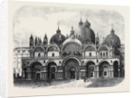 The Church of St. Mark Venice by Anonymous