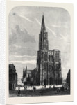 Strasbourg Cathedral by Anonymous