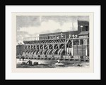 The Concrete Mills at Plaistow London Main Drainage by Anonymous