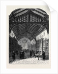 Shrewsbury Grammar School: The Library by Anonymous