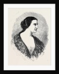 Mdme. Guerrabella of the Royal English Opera Covent Garden, London by Anonymous