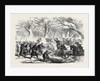 The Civil War in America: Skirmish Near Fall's Church Virginia December 21 1861 by Anonymous