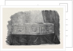 Coffin of His Late Royal Highness the Prince Consort Prince Albert by Anonymous