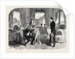 Scene from a Hero of Romance at the Haymarket Theatre 1868 by Anonymous