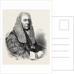 Vice-Chancellor Giffard 1868 by Anonymous