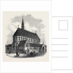 St. Saviour's Church Hoxton 1868 by Anonymous