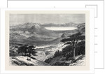The British Expedition to Abyssinia: Lake Ashangi from the Antalo Road 1868 by Anonymous