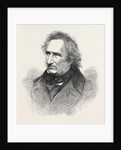 Mr. John Burnet Engraver 1868 by Anonymous