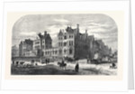 The New Infirmary at Leeds Now Occupied by the National Art Exhibition Opened by the Prince of Wales on Tuesday 1868 by Anonymous