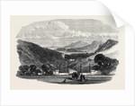 View of Porto Ferrajo from the Villa Martino Napoleon's Residence Elba 1868 by Anonymous