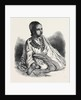 Dejatch Alamaeo Son of Theodore Late King of Abyssinia 1868 by Anonymous
