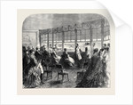 The Royal Party at Ascot Races 1868 by Anonymous