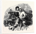 Group from Barker's Grand Historical Picture the Relief of Lucknow by Anonymous