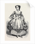 Miss Fanny Stirling of the Haymarket Theatre As Miss Hardcastle by Anonymous