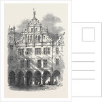 John of Leyden's House Münster Westphalia by Anonymous