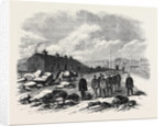 The Outbreak Among the Convicts at Chatham: The Mess House St. Mary's Island Where the Revolt Began 1861 by Anonymous