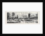 The Civil War in America: View of Richmond the Capital of Virginia 1861 by Anonymous