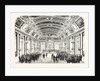 Day Given by the Exhibitors in the Hotel Du Louvre. The Reception Room. France, 1855. Paris, France, Exposition Universelle by Anonymous
