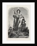 France, Allegorical Figure, 1855 by Anonymous