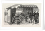 Expo Industry. The Turnstiles. Paris, France, Exposition Universelle by Anonymous