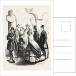 Expo 1855. Sellers of Medals.Paris, France, Exposition Universelle by Anonymous