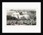 Camp Algiers, Pilgrims Returning from Mecca, 1855 by Anonymous
