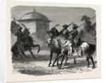 Horsemen of the Bodyguard of the Gaikwar of Baroda by Anonymous