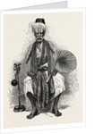 Hindoo Religious Mendicant, India by Anonymous