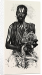 Hindoo Fakir, India by Anonymous
