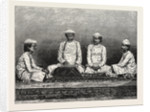Brahmins of Bengal, India by Anonymous