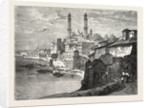 Benares, from the Ganges by Anonymous
