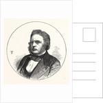 John Bright, Esq., M.P. by Anonymous