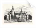 Fredericksbourg Palace, Denmark by Anonymous