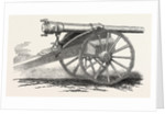 Improved Breech-Loading Gun by Anonymous