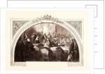 First Council of Queen Victoria, at Kensington Palace, June 20, 1837 by Anonymous