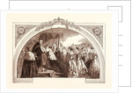 Coronation of Queen Victoria in Westminster Abbey, June 28, 1838, London by Anonymous