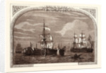 Admiral Hotham's Action Off Cape Corse, March 14th, 1795 by Anonymous