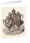 Beautiful Group of Sevres Vases by Anonymous
