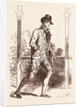 Captain Barclay, the Celebrated Pedestrian by Anonymous