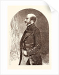 His Excellency Count De Morny, French Ambassador Extraordinary at the Russian Coronation by Anonymous