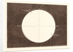 Eclipse of the Sun, March 15, 1858 by Anonymous