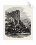 Shepherd's Crag, on the Llugwy, North Wales by Anonymous