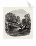Pool on the Llugwy, North Wales by Anonymous