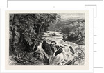 At the Head of the Swallow Falls, Betws-Y-Coed, Wales by Anonymous