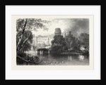 Warwick Castle by Anonymous