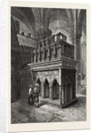 Edward the Confessor's Shrine, Westminster Abbey, London by Anonymous